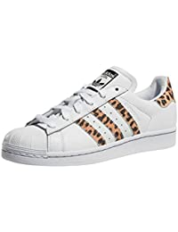 competitive price 852f5 6350d adidas Originals Scarpe Superstar W Bianco 2018