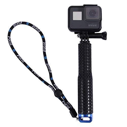 AnKooK Selfie Stick, Bastone Selfie Treppiede per GoPro/Akaso EK7000/Apeman/Dbpower/campark-occhiali/Crosstour Sport Action Camera e pišŽ e iPhone/xiaomi, 360 ¡ãrotazione