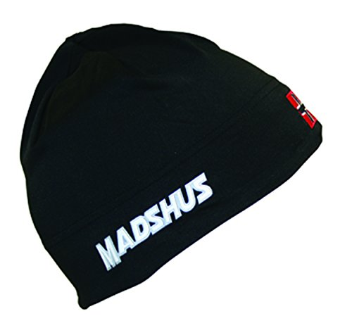 Madshus Mütze LYCRA RACE HAT schwarz M 1803020.2.1.M Damen Herren Winter Sportlermütze Sport Haube Skifahren Langlaufen