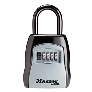 Master Lock 5400EURD Key Lock Box, Multi, Medium