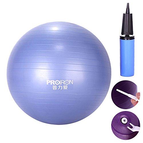 proiron-palla-yoga-antiscoppio-esercizi-ginnici-rinforzo-fitness-svizzero-per-lequilibrio-con-pompa-