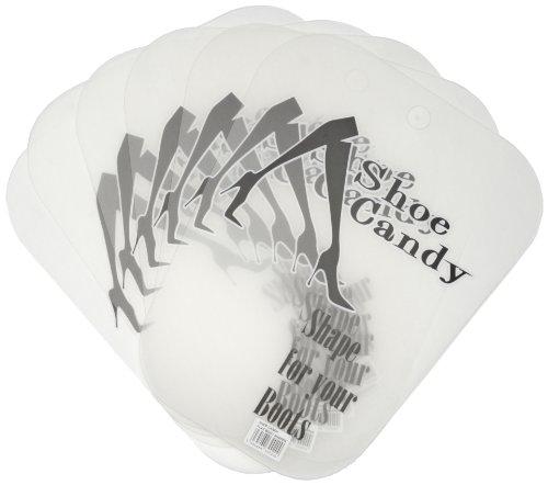 Shoe Candy , Accessoires de bottes mixte adulte - Transperant