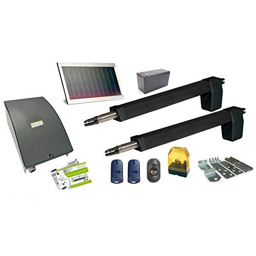 HC812-300Solar-Set Automatisierung Ducati Home ideal für 2Swing Gates Openers 100% Stand