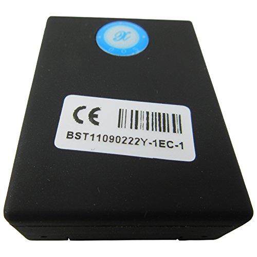 GSM Bug Quadband mit Rückruffunktion – GSM Babyphone, mobile Alarmanlage, GSM Tracker, Geräuschaktivierung Lautstärke einstellbar - Überwachung - Minisender – Modell 2015