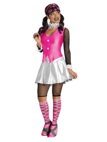 Kostüm für Erwachsene Draculaura Deluxe Gr.M Monster High