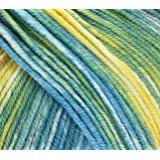 4008 = Grège//Hell-//Mittel-//Dunkelgrau Cool Wool Big Color Lana Grossa  100g Fb