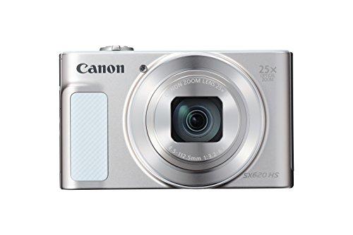 Canon Powershot SX620HS WH Essentials KIT Kompaktkamera schwarz