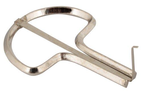 GEWA SCHWARZ Maultrommel aus Metall silber -- das beliebte Musikinstrument mit vielen klanglichen Möglichkeiten
