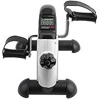 Preisvergleich für Hifeel Heimtrainer Mini Bike Bewegungstrainer Pedaltrainer Arm-und Beintrainer Fitnessgerät verstellbar Fahrradtrainer Bein LCD Display