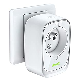 AWOX Smart Plug Power Adapter and Bluetooth Control