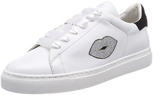 Eu Street Damen Love Steffen Schraut 27 SneakerWeißwhitesilver39 rdQtsh