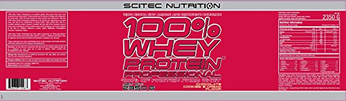 Scitec Nutrition Whey Protein Professional Schoko-Cookies&Cream, 1er Pack (1 x 2350 g)