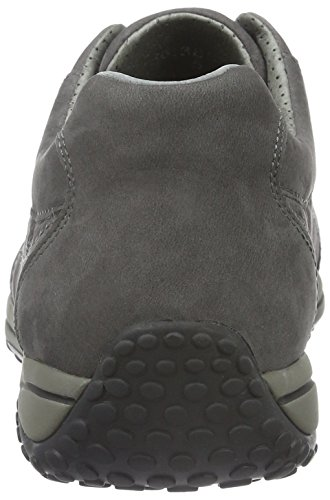 Gabor Comfort Basic, Baskets Femme Gris (Anthrazit 30)