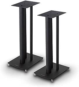 Mission Stancette Lautsprecherständer Kompatibel Mit Lx 1 Und Lx 2 Schwarz Paar Audio Hifi