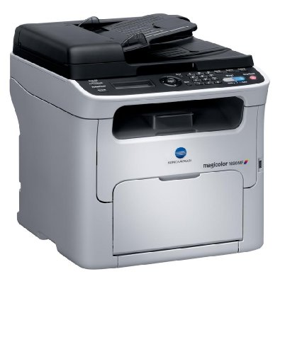 Konica-minolta Km-1690mf-d Color Multi Function Laser Printer