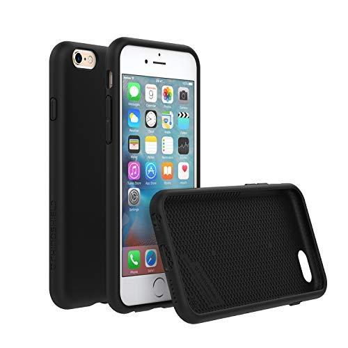 iPhone 6 Plus/iPhone 6S Plus Case [RhinoShield PlayProof] | Schock Absorbierende Ultradünn Designte Schutzhülle [3,5 Meter Fallschutz] - Robustes Case für - Schwarz (6 Phone I Shield Protector Plus)