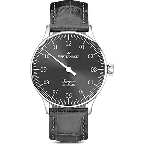 MeisterSinger orologio uomo Pangaea 1Z PM907