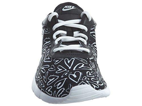 Nike Tanjun Print GS 833668-003 Kinderschuhe Black/White/Lava Glow