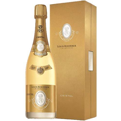 Champagne Louis Roederer Cristal 2002 (1 X 0.75 L)
