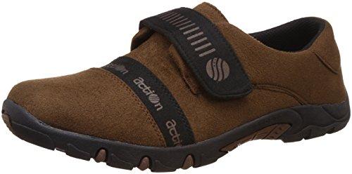 Action Shoes Men's Brown Sneakers - 9 UK/India (43 EU)(1739)