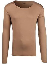 BOLF STEGOL Herren Longsleeve Langarm Shirt Slim Fit Pullover Sweatshirt 1A1 Mix