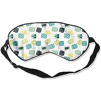Eye Mask Eyeshade Colorful Block Sleep Mask Blindfold Eyepatch Adjustable Head Strap preisvergleich bei billige-tabletten.eu