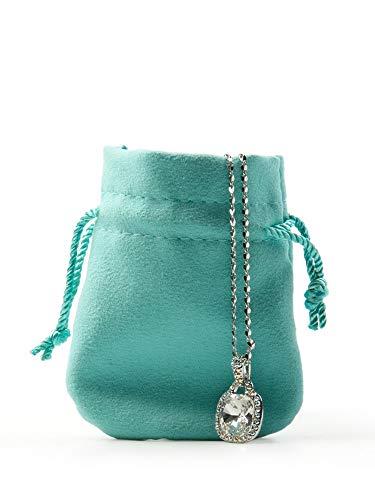 F-S-SHUAI Receiving Bag/Ultra-Fiber Velvet Jewelry Receiving Bag/Bundle Small Bag,A Ultra Bundle