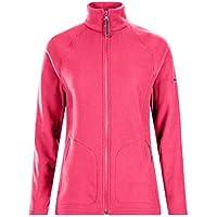 Berghaus Arnside de las mujeres cremallera completa chaqueta de forro polar, mujer, color Pink Peacock, tamaño medium
