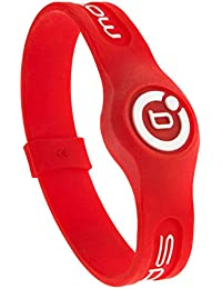 Bioflow Sports Golf Wristband Red Large as worn by Lee Westwood