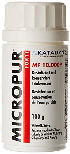 Katadyn Micropur Forte MF 10\'000P - 100g Pulver