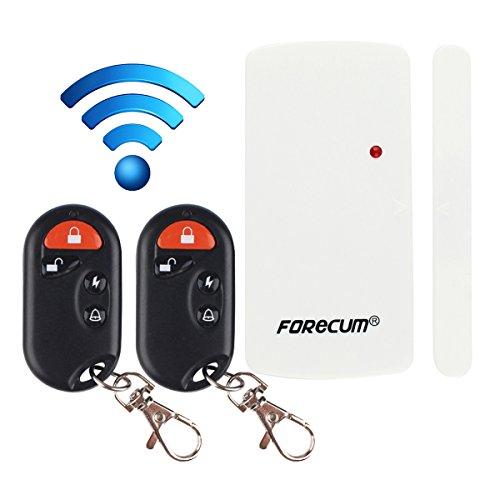 Türalarm Fensteralarm mit Fernbedienung magnetische Sensoralarm Diebstahlschutz Sicherheit Alarm kann auch als Türklingel Entrance Remind