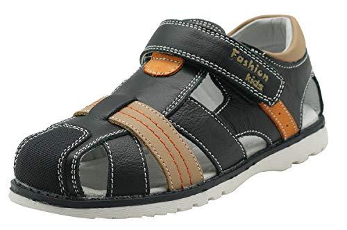 a190dc1025 Apakowa Sandalias del Niño de Verano Las Zapatillas de Deporte Sandalias  Velcro para Niño.