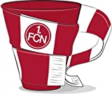 1.FC Nürnberg Tasse 'Schal' FCN Fanartikel