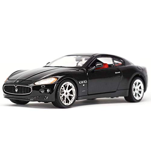 Präsident GT Simulation Legierung Automodell Retro Automodell Dekoration Kollektion Geschenke Simulation Miniaturmodelle Fahrzeuge (Color : Black) ()