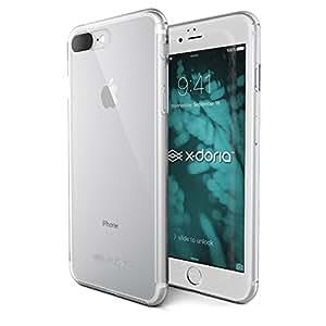 iPhone 7 Plus caso, X-Doria Case (Difesa vetro 360 °) per iPhone 7, copertura completa con vetro temperato proteggi schermo, Premium protettivo iPhone 7 Plus Caso