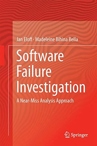 Software Failure Investigation: A Near-Miss Analysis Approach thumbnail