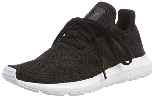 Adidas Swift Run B37726, Zapatillas para Hombre, Negro Core Black/Footwear White 0, 44 2/3 EU
