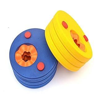 Gaddrt Kids Arm Float Discs,Swim Arm Brand Set Swimming Armbands ( 6Pcs/Set)