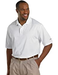 Reebok Big and Tall Golf Play Dry Solid Polo