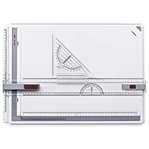 Rotring 213910 Rapid Drawing Board, A3 Size - White
