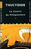 Guerre Péloponnèse. Livres