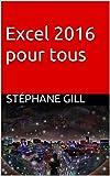Excel 2016 pour tous...