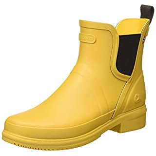viking Damen GYDA Gummistiefel, Gelb (Yellow), 40 EU
