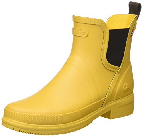 Viking Damen GYDA Gummistiefel, Gelb (Yellow), 38 EU (Jagd-booties)