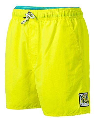 "Rip Curl Volley Fluo 16"", Bañador Para Hombre, Amarillo (Safety Yellow), 36 (S)"