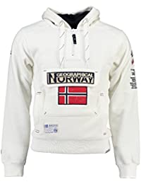 Geographical Norway - Sweat Geographical Norway Gymclass Blanc