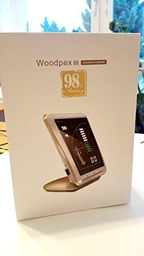 New updated!woodpecker original Dental LCD Root Canal Apex Locator WOODPEX III PLUS,higher sensitivity,CE/FDA,European Version mit VAT Invoice! -