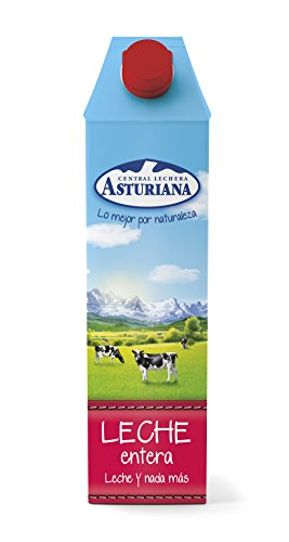 Central Lechera Asturiana - Leche UHT Entera - 1 L