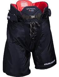 Bauer Vapor X100 Pantalones Junior - Azul Marino, Grande