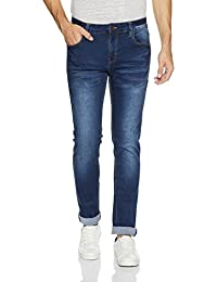 Indigo Nation Street Men's Super Slim Fit Jeans